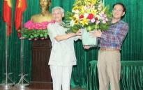 CLB Công an hưu trí CATP tham quan huyện Vĩnh Bảo