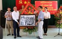 Quận ủy Hồng Bàng: Công bố Quyết định thành lập Chi bộ Công ty CP Thương mại Đại Dương