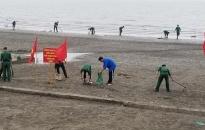 Hội LHTN quận Đồ Sơn:  Thanh niên xung phong bảo vệ Tổ quốc