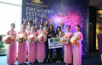 Đội Bỉ và Brazil đã có mặt tại Đà Nẵng, chuẩn bị tranh tài đêm thi thứ 2 Lễ hội pháo hoa quốc tế Đà Nẵng - DIFF 2019