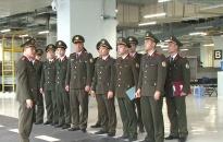 Lực lượng quản lý xuất nhập cảnh sẵn sàng đón khách quốc tế qua sân bay Vân Đồn