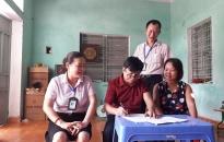 Ngân hàng chính sách xã hội thành phố: Kiểm tra sử dụng vốn vay tại huyện Tiên Lãng