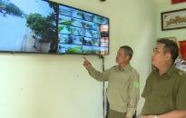 Xã Vũ Lạc, tỉnh Thái Bình: Hiệu quả phòng chống tội phạm từ mô hình camera an ninh