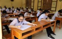 Kỳ thi vào lớp 10 Trường THPT chuyên Trần Phú: Kết thúc an toàn, nghiêm túc, đúng quy chế