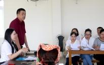Bảo hiểm xã hội quận Hồng Bàng: Nâng cao nhận thức cho người lao động về chính sách BHXH