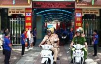 Đội CSGTTT – 113 Công an quận Lê Chân:  Tăng cường các biện pháp đảm bảo TTATGT