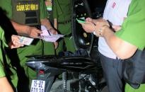 Phòng Cảnh sát hình sự CATP nhận được thư cảm ơn của người dân