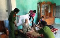 Cấp 97 CCCD miễn phí cho gia đình chính sách xã Đông Hưng (Tiên Lãng)