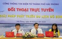"""Đối thoại về """"Giải pháp phát triển du lịch Đồ Sơn"""""""