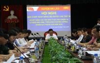 Huyện ủy An Lão: Tập trung lãnh đạo, chỉ đạo thực hiện tốt chủ đề năm 2019 của huyện