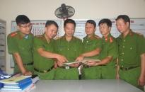 Tổ chức 1.379 lượt tuần tra kiểm soát bảo đảm TTATGT