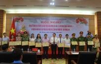 UBND TP trao Bằng khen tặng 44 tập thể và 84 cá nhân có thành tích xuất sắc trong công tác tổ chức các sự kiện văn hóa, lễ hội