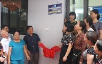 Quận Ngô Quyền: Khánh thành nhà mái ấm tình thương