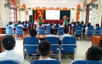 Phường Ngọc Xuyên (Đồ Sơn): Tuyên truyền Luật An toàn giao thông cho học sinh
