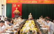 Thực hiện Nghị quyết 28-NQ/TU của Thành ủy:  Đảm bảo vai trò hạt nhân chính trị của tổ chức Đảng, đoàn thể.