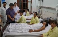 Thông tin thêm về vụ sập giàn giáo tại xã Bắc Sơn (An Dương):  Chủ đầu tư xây dựng chưa có phép