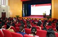 Quận ủy Lê Chân: Triển khai chương trình hành động thực hiện NQ 45  tới hơn 1.700 cán bộ, giáo viên