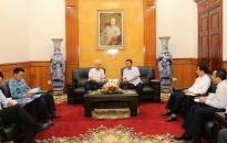 Thúc đẩy hợp tác giữa Hải Phòng với các địa phương của Trung Quốc