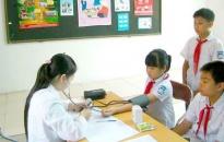 Tích cực phối hợp với ngành Giáo dục triển khai BHYT học sinh