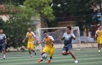 Giải bóng đá vô địch các CLB thành phố Cúp Báo An ninh Hải Phòng – Nhựa Tiền Phong lần thứ 18 năm 2019:  Đã xác định được 3/4 đội vào bán kết