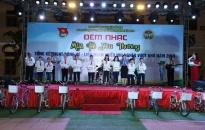 """Đoàn phường Bàng La (Đồ Sơn): Ý nghĩa Đêm nhạc """"Mùa hè yêu thương"""""""