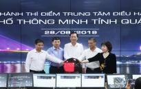 Quảng Ninh:  Khai trương vận hành Trung tâm Điều hành thành phố thông minh