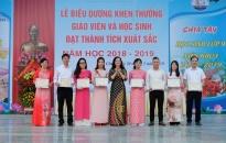 Trường THCS Lạc Viên (Ngô Quyền):  Quyết tâm giữ vững danh hiệu Trường Chuẩn quốc gia