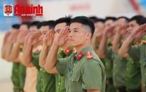 Trung úy Phạm Văn Vương - Đội ANND, Công an quận Lê Chân: Học Bác để làm tròn nhiệm vụ