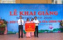 Trường Tiểu học Chu Văn An (Ngô Quyền):  Khai giảng năm học 2019 - 2020 và đón nhận Cờ thi đua Chính phủ