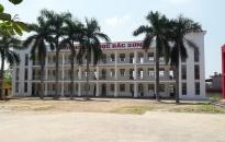 Trường tiểu học Bắc Sơn (An Dương): Đưa vào sử dụng 2 công trình trong năm học mới