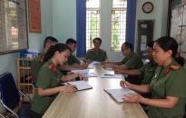 """Bài dự thi """"Công an Hải Phòng - 50 năm thực hiện Di chúc Chủ tịch Hồ Chí Minh"""" Vận dụng sáng tạo lời Bác dạy vào công tác công an"""