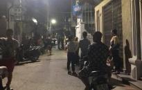 Tin ban đầu về vụ trọng án tại phường Vĩnh Niệm, quận Lê Chân