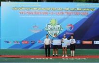 Bế mạc Giải quần vợt VTF Masters 500 – Lạch Tray Cup 2019