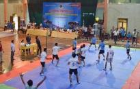 Giải bóng chuyền hơi Người cao tuổi Hải Phòng năm 2019: Đội huyện Kiến Thụy vô địch