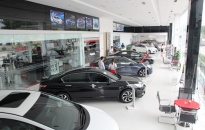 Thị trường ô tô cải thiện sức mua dịp cuối năm