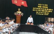 Huyện ủy An Dương: Tập trung chỉ đạo các địa phương tổ chức Đại hội các chi, đảng bộ trực thuộc