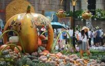Sau Vũ hội Ánh Dương, Bà Nà lại có show diễn Halloween cực chất