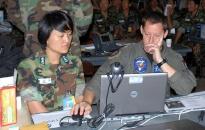 Căng thẳng thương mại đe dọa liên minh quân sự
