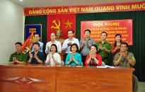 Phường Hùng Vương (quận Hồng Bàng): Sơ kết 2 năm thực hiện mô hình 'CLB Cựu chiến binh- Công an hưu trí tham gia bảo đảm an ninh trật tự'