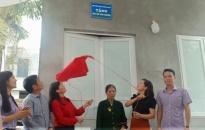 """Hội Liên hiệp Phụ nữ quận Dương Kinh: Khánh thành và bàn giao nhà """"Mái ấm tình thương"""""""