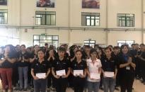 Quận Đoàn Đồ Sơn: Nhiều hoạt động chào mừng kỷ niệm ngày truyền thống Hội LHTN Việt Nam