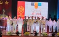 Hội thi cán bộ kiểm tra cơ sở giỏi trong CAND (Cụm số 2): Công an Quảng Ninh đoạt giải Ba