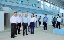 Ưu tiên nguồn vốn hoàn thiện Trung tâm thể thao tỉnh Quảng Ninh