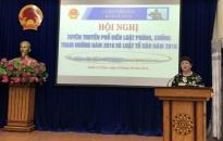 Quận Lê Chân:  Tuyên truyền, phổ biến Luật Phòng, chống tham nhũng