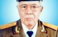 Vĩnh biệt Trung tướng Đặng Kinh!