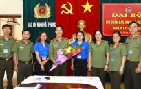 Chi đoàn Báo An ninh Hải Phòng: Luôn xung kích, tình nguyện tham gia các hoạt động thanh niên