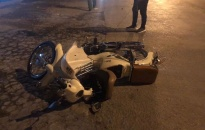 CAH An Dương: Truy tìm ô tô gây tai nạn khiến 1 người tử vong tại xã Nam Sơn (An Dương)