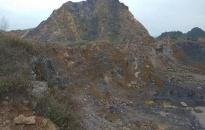 Tai nạn mỏ đá, 2 người thương vong