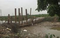 Huyện An Dương: Khởi công xây dựng cầu Kiến Phong