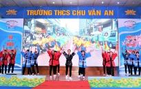 Festival Văn hóa Việt Nam - Nhật Bản tại Trường THCS Chu Văn An: Lan tỏa phong trào học tiếng Nhật tại các trường phổ thông